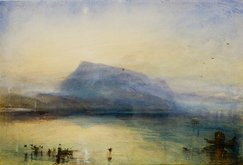 The Blue Rigi, Sunrise 1842