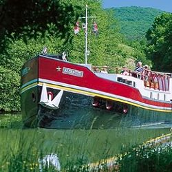 Alouette luxury barge cruises, Canal Du Midi, France