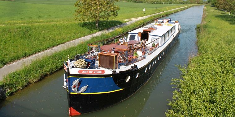European Waterways Barge Fleet