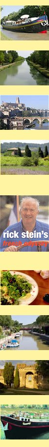 Rick Stein's French Odyssey on Anjodi and Rosa in France