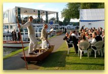 The Henley Festival cruise on Actief