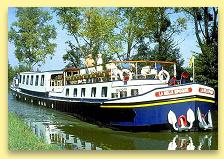 La Belle Epoque, luxury barge cruise in Burgundy