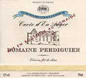 Label of Ch de Perdiguier
