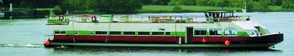 Shannon Princess, Barging in Ireland