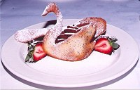 Our Pastry Swan