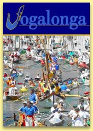 The Vogalonga festival, Venice, Italy